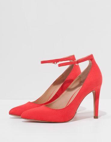 Calçado Stiletto cor Bershka - Calçados - Bershka Portugal #highheels #women #covetme