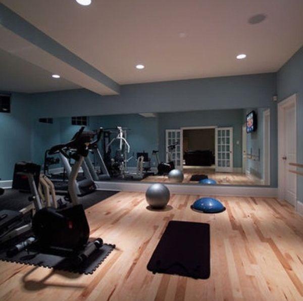 Design Ideen Tipps Fitnessstudio Hause. Die Besten 25+ Fitnessraum