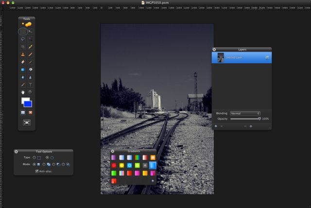 """The 3 Best Photo Editors for Mac OS X?: Pixelmator for Mac    <a href=""""http://0.tqn.com/d/graphicssoft/1/0/4/I/6/IP_Best-Mac-Photo-Editor.png"""">View Larger</a>"""
