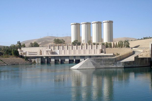 Islamic State Funds Caliphate With Mosul Dam as Terror Spreads.(August 11th 2014)