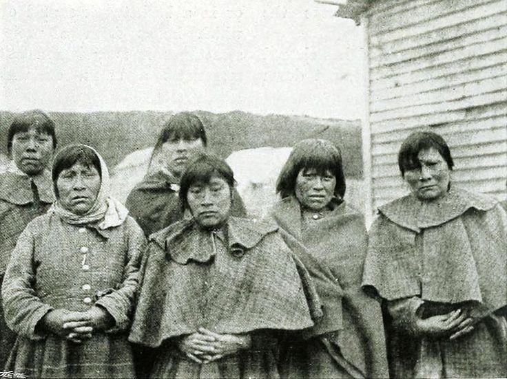 File:Alacaluf women in european costume.jpg