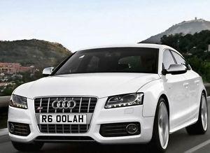 Best Cherished Number Plates UK Images On Pinterest Licence - Audi car number