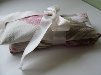 How (And Why) To Make The Best Flax Seed Pillows - An Oregon Cottage