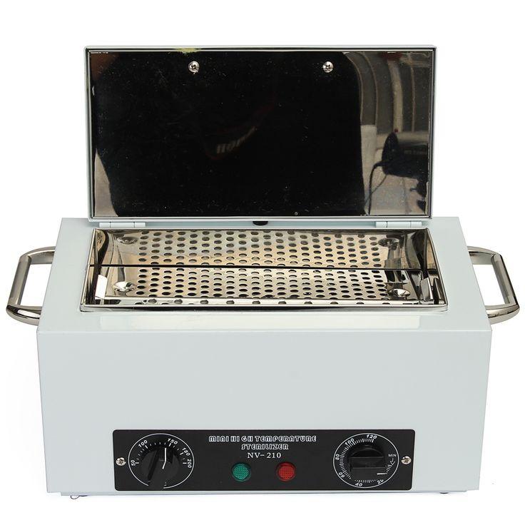 Autoclaveeconómicodealtapresiónde secado a alta temperatura esterilizador 110V para Dental Lab