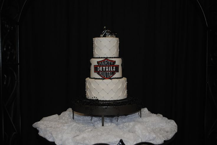 Biker Wedding Theme by Details Party Rentals Tulare, CA
