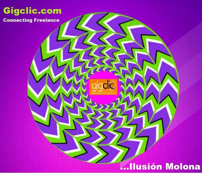Hipnotizate! http://www.gigclic.com tu portal para los trabajos online...