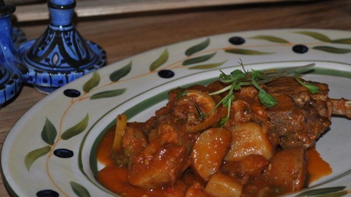 Recept: Langzaam gegaarde lamsschouder http://brabantn.ws/uIC