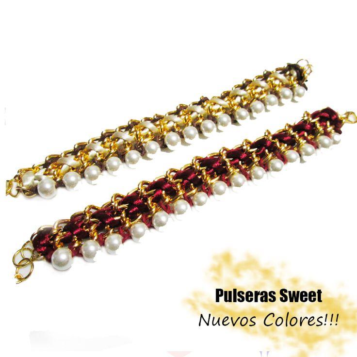 Pulseras Sweet