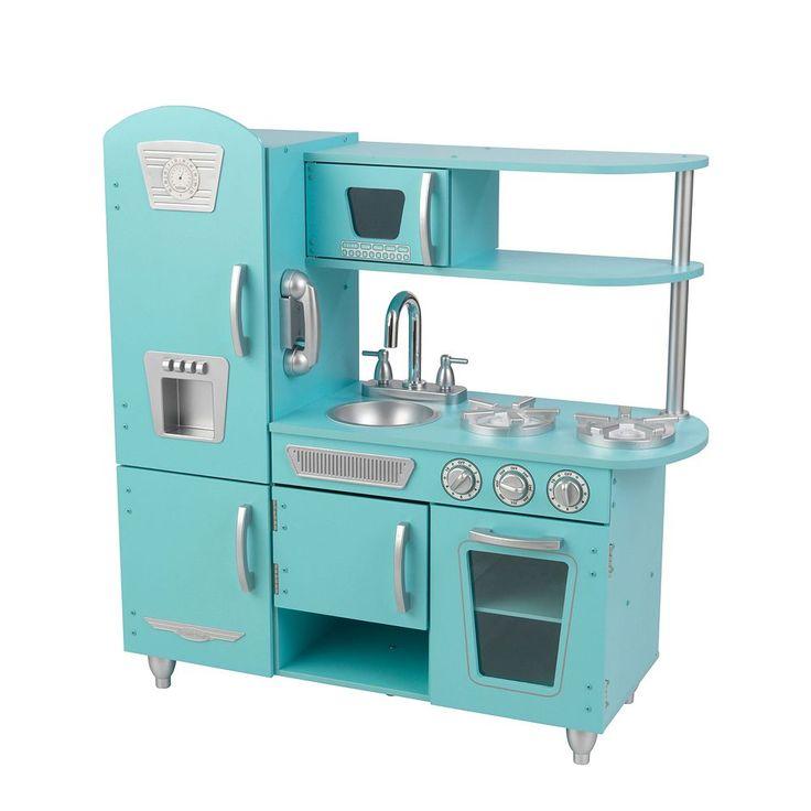 KidKraft Vintage Kitchen, Blue