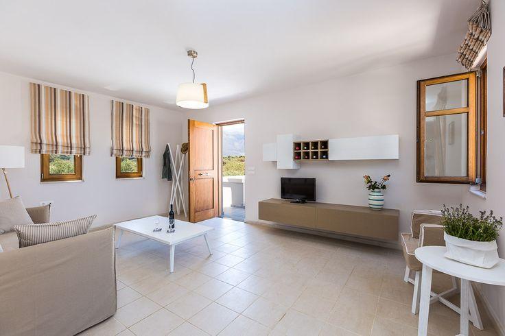 Residence 'Rogdia' - Living room