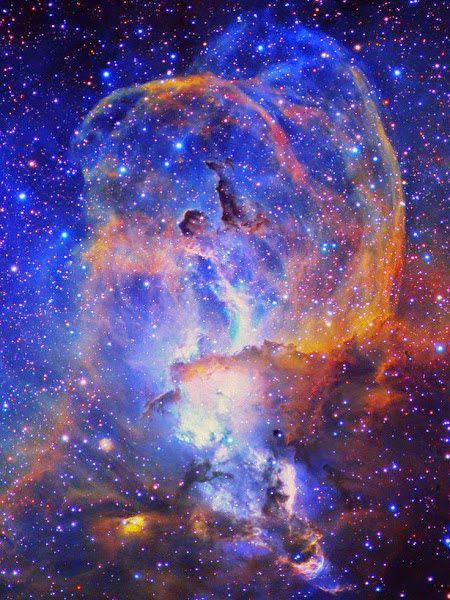 UNIVERSE 1347 NEBULA - herbert knapp - Google+