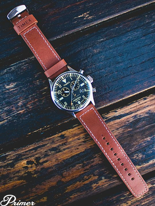 The Beautiful & Affordable Timex x Redwing Waterbury Watch Collection | Primer