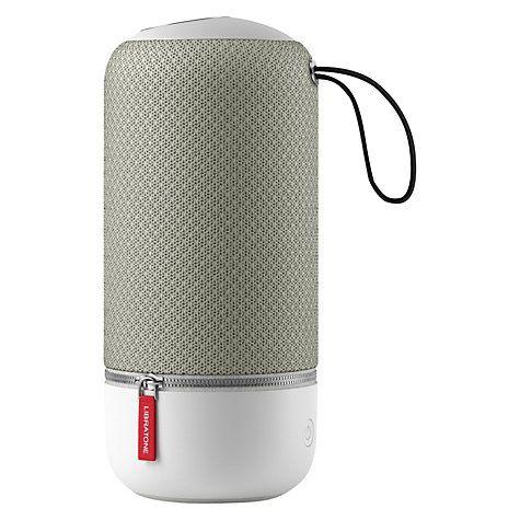 Buy Libratone ZIPP Mini Bluetooth, Wi-Fi Portable Wireless Speaker with Internet Radio and Speakerphone Online at johnlewis.com