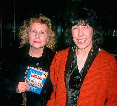 "Lily Tomlin Marries Jane Wagner After 42 Years, ""Are Very Happy"": Rep - Us Weekly"