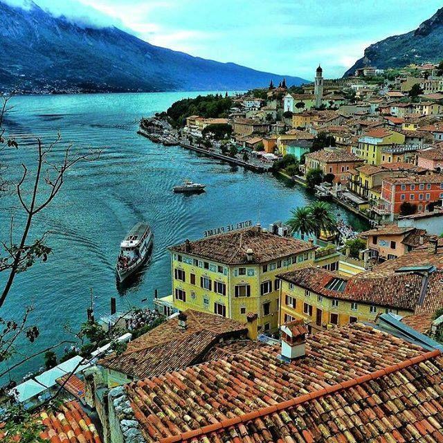 Garda Gölü / İtalya