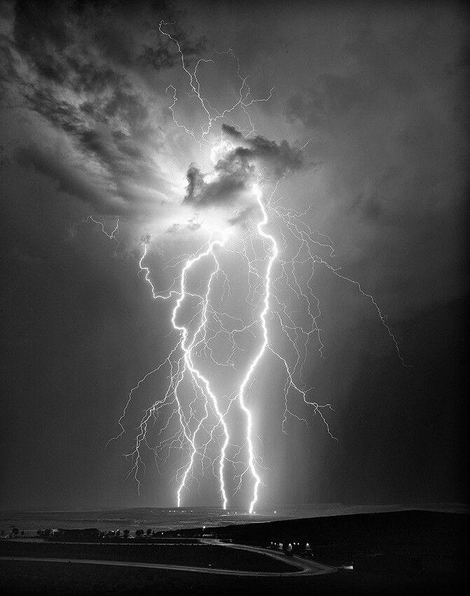 #thunderstorm #lightning