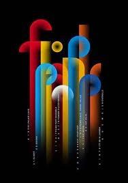 Afiche tipografico