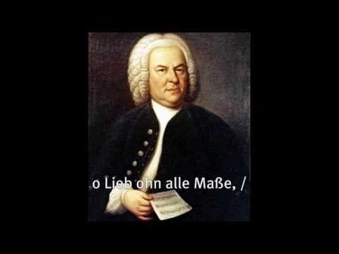 Virtueller Chor singt Bach-Choral (Johannes-Passion)