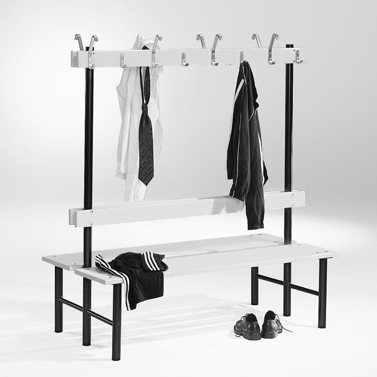Changing room benches are available as single seat or double seat in different sizes and in bright hues! Some come with hook rails to hang clothes! They are also available with a shoe rack or shoe tray as an accessory at AJ Products. Visit: http://www.ajproducts.ie/changing-room/changing-room-benches/all-changing-room-benches/3059022.wf