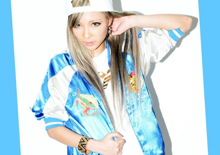 #thirteenjapan #ladys #gal #gals #fashion #xiii
