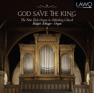 Den Klassiske cd-bloggen: Ukjente orgelvariasjoner