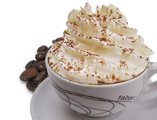 Varomeando: Café capuccino