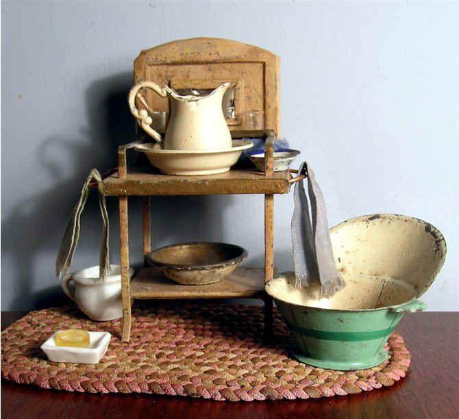 vintage inspiration, a LOT of photoes dollhouse 1800 gamla inredningar ...