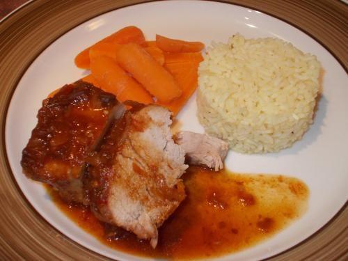 Filet de porc à la marie-jue (mijoteuse) de Manger avec mo- Passion Recettes