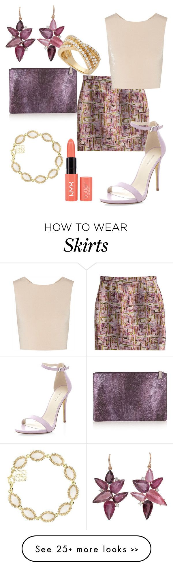 """""""Vintage Skirt"""" by lingling14 on Polyvore"""