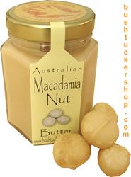 Handmade Macadamia Nut Butter 120g. Absolutely devine! Nothing compares made only some the nut & sea salt.