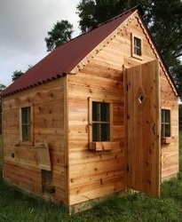 9 best images about fancy chicken coops on pinterest for Fancy chicken coops for sale