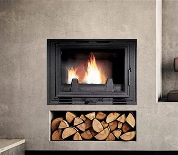 Inset Stove Multifuel Fire Wood Burner Plasma/Cassette Style New Guaranteed in Home, Furniture & DIY, Fireplaces & Accessories, Heating Stoves | eBay