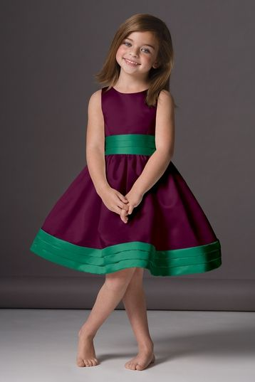 Seahorse 46248 Flower Girl Dress | Weddington Way