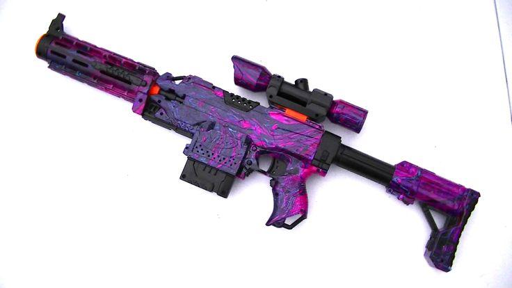 Pin on My Nerf Gun Modifications