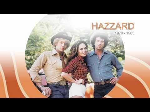 HAZZARD sigla originale italiana del telefilm - YouTube