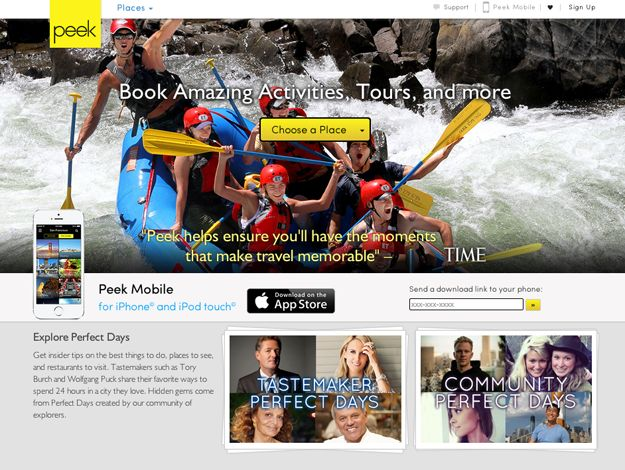 Peek | 16 Useful Travel Websites You Probably Didn't Know About