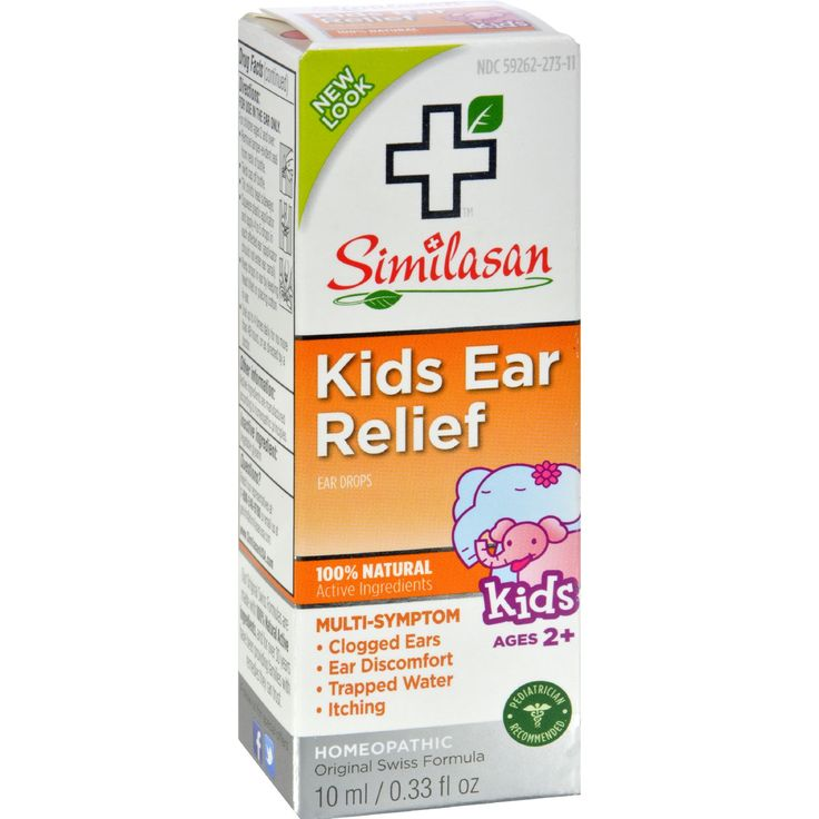 Similasan Childrens Earache Relief - 0.33 fl oz - Similasan Childrens Earache Relief Description:  For Infants and ChildrenSoothes and Calms Safe For Use With AntibioticsHomeopathic Relieves PainAccording to homeopathic principles the active ingredients in this medication provide temporary relief from earache (ear pain) in children and adults due to: -- Drafts -- Colds -- Flu -- Swimmers ear  Similasans unique Active Response Formula medicines promptly stimulate the bodys natural ability to…