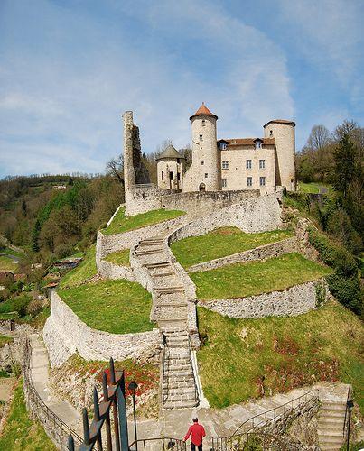 Laroquebrou ~ Auvergne