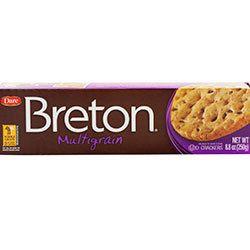 12/8.8oz Breton Multigrain Crackers