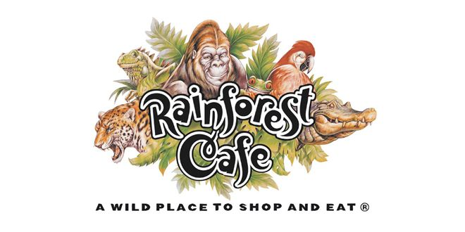 Look at the latest, full and complete Rainforest Cafe menu with prices for your favorite meal. Save your money by visiting them during the happy hours. http://www.menulia.com/rainforest-cafe-menu-prices