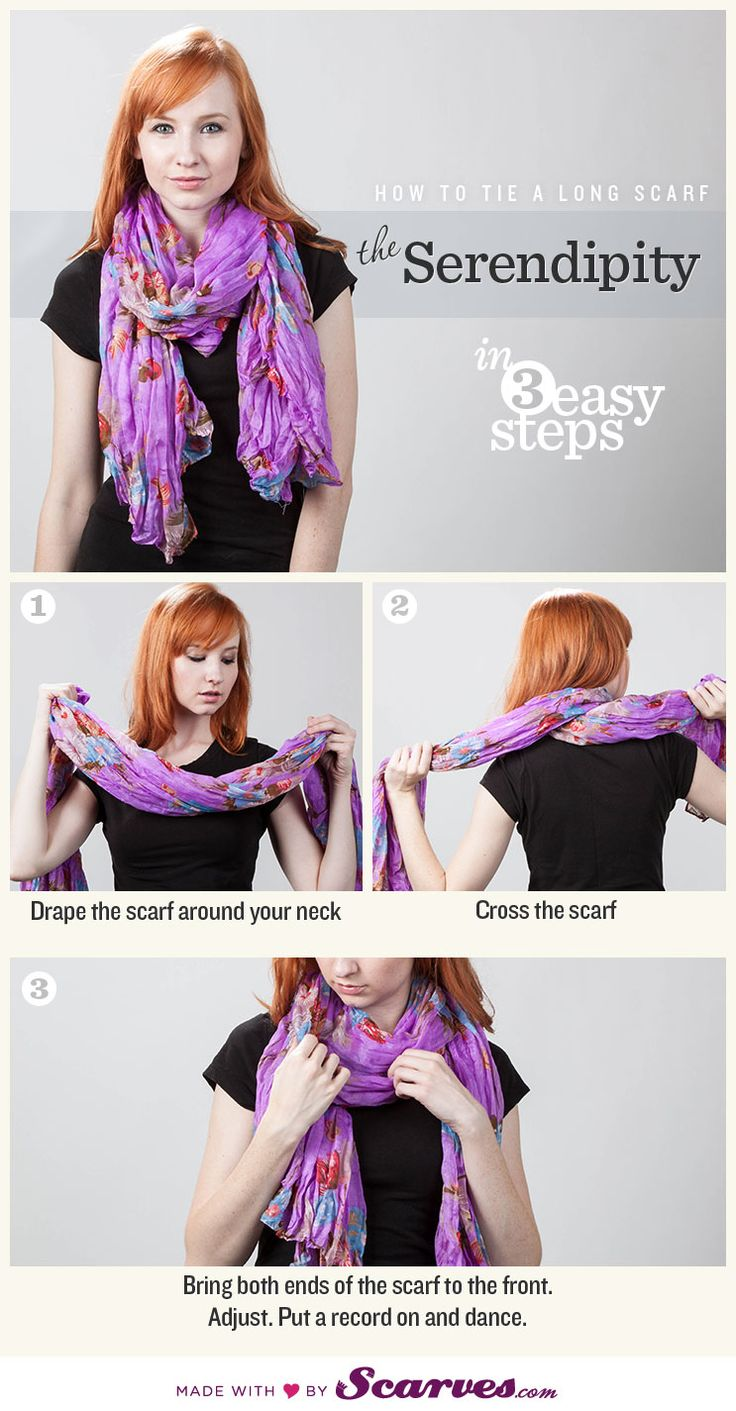 104 best scarf tying 101 images on pinterest | winter fashion