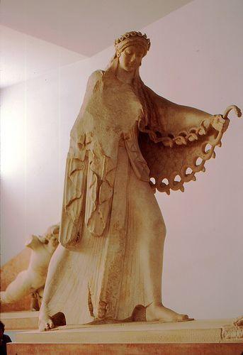 Athens, Akropolis Museum - Pallas Athena