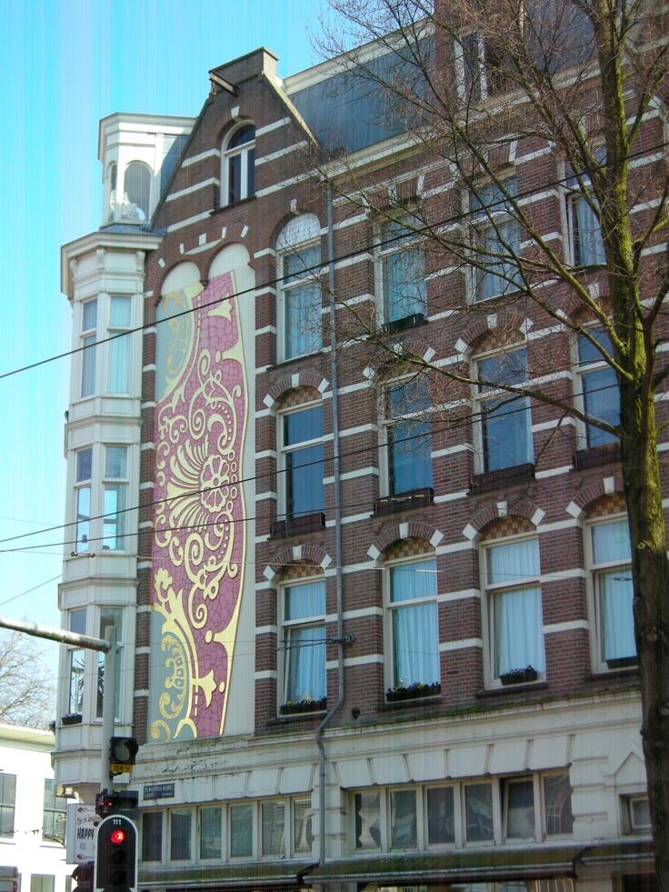 Houses, Amsterdam Plantagebuurt
