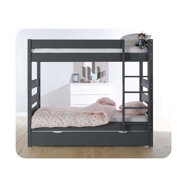 17 meilleures id es propos de lits superpos s d 39 enfant sur pinterest bureau pour lits. Black Bedroom Furniture Sets. Home Design Ideas