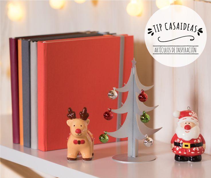 No todos los árboles navideños son iguales, porque cada casa es distinta y tiene también diferentes espacios, en el nuevo Tip Casaideas les dejamos cuatro ideas para decorar con el árbol de Navidad.