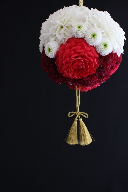 Japanese wedding bouquet