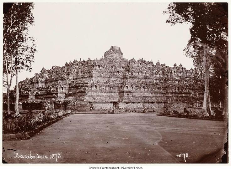 Borobudur 1872
