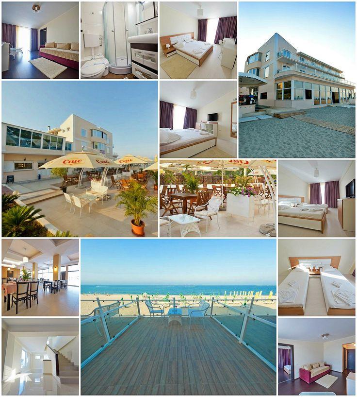 Ten Hotel Victory  3* * * este locatia ideala unde puteti petrece un sejur de vis pe malul Marii Negre.