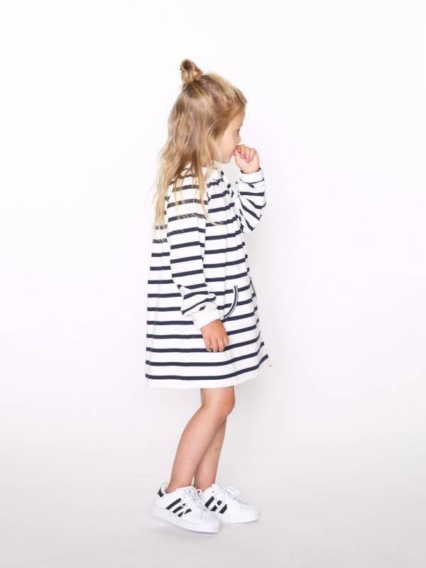 nice T-shirt dress, Adidas originals, top knot. Yaaaas! Little Dream Bird... by http://www.polyvorebydana.us/little-girl-fashion/t-shirt-dress-adidas-originals-top-knot-yaaaas-little-dream-bird/