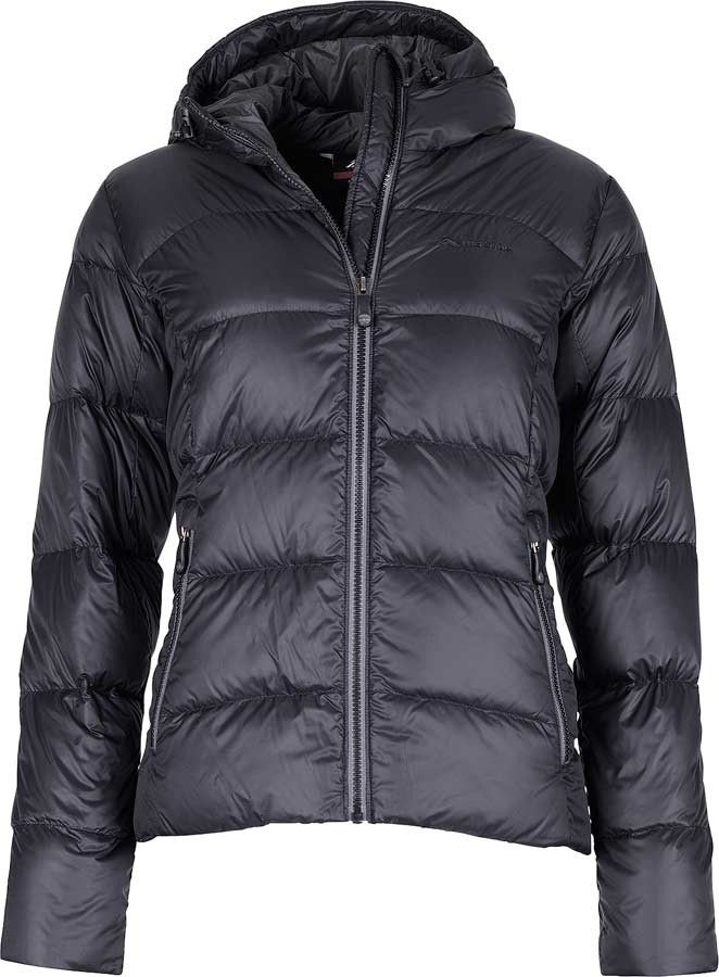 A hooded version of the classic Macpac Sundowner Jacket – this down jacket is great for a range of adventures – from travelling the globe, to hiking through the hills. Filled with 600 loft HyperDry™ water-resistant duck down, this hooded down jacket will continue to insulate, even in damp conditions while offering greater durability than traditional down. For an extra comfortable touch, this jacket includes hidden internal fleece cuffs to keep the warmth in. The Sundowner Hooded Down Jacket…